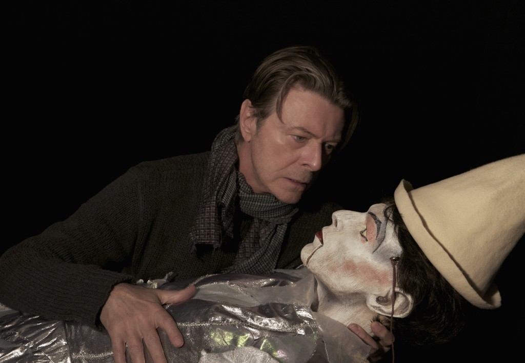 bowie puppets
