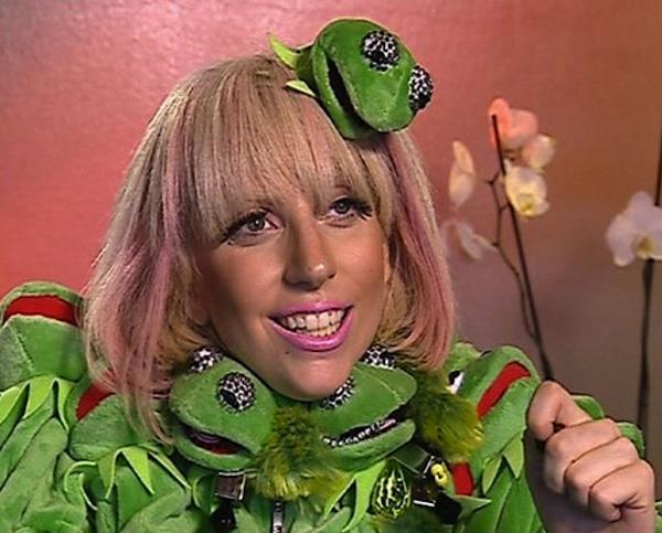 gaga kermit Lady Gaga Doesnt Need Pop (Pop Needs Lady Gaga)