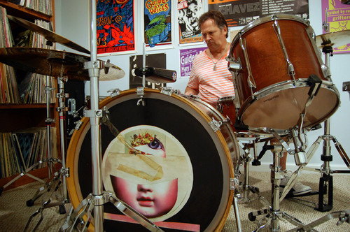 gbvdrummer Guided By Voices drummer auctions drum set for $55,000, gets fired from band