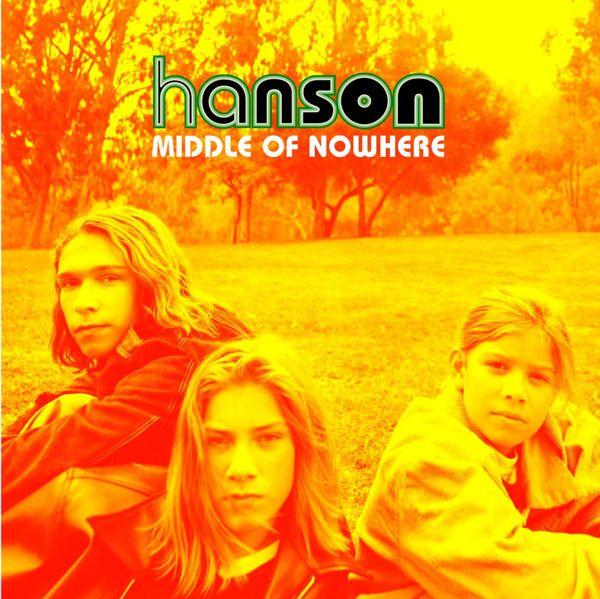hanson middle Top 10 Albums by Artists Under 18 Years Old