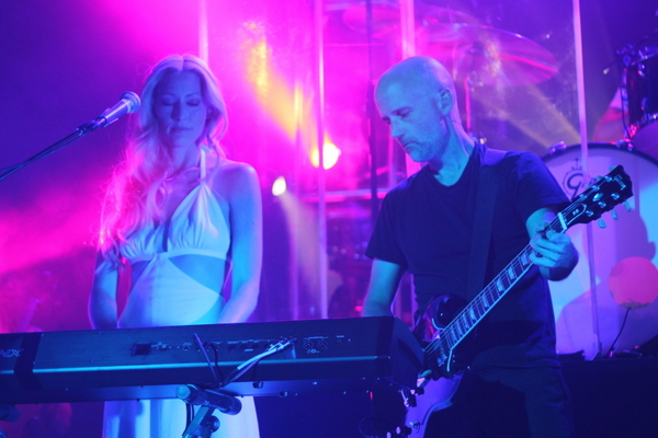 moby13 Live Review: Moby at Los Angeles Fonda Theatre (10/3)