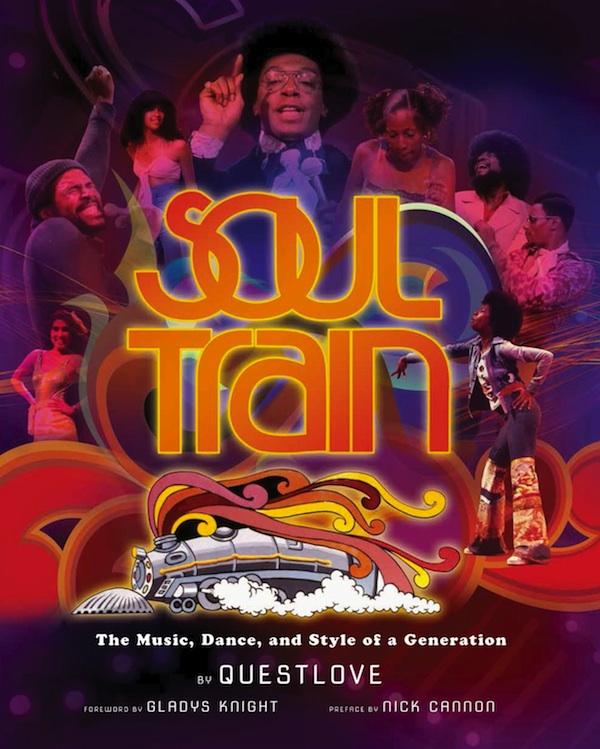 Questlove - Soul Train Book