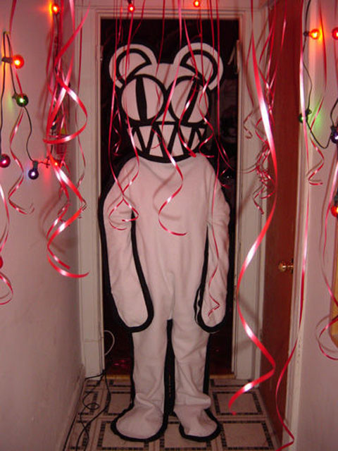 radiohead costume