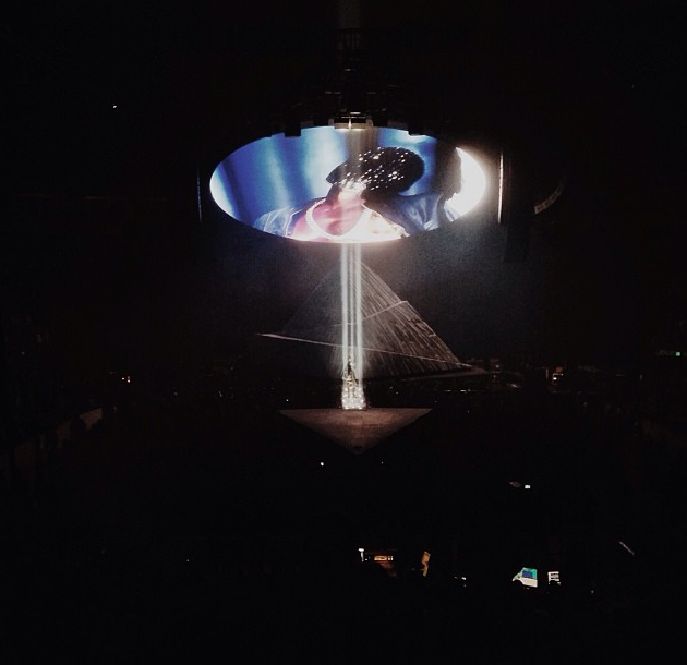 Kanye West S Yeezus Tour Features 27 Song Setlist Giant Mountain Jesus Christ Look Alike Consequence Of Sound