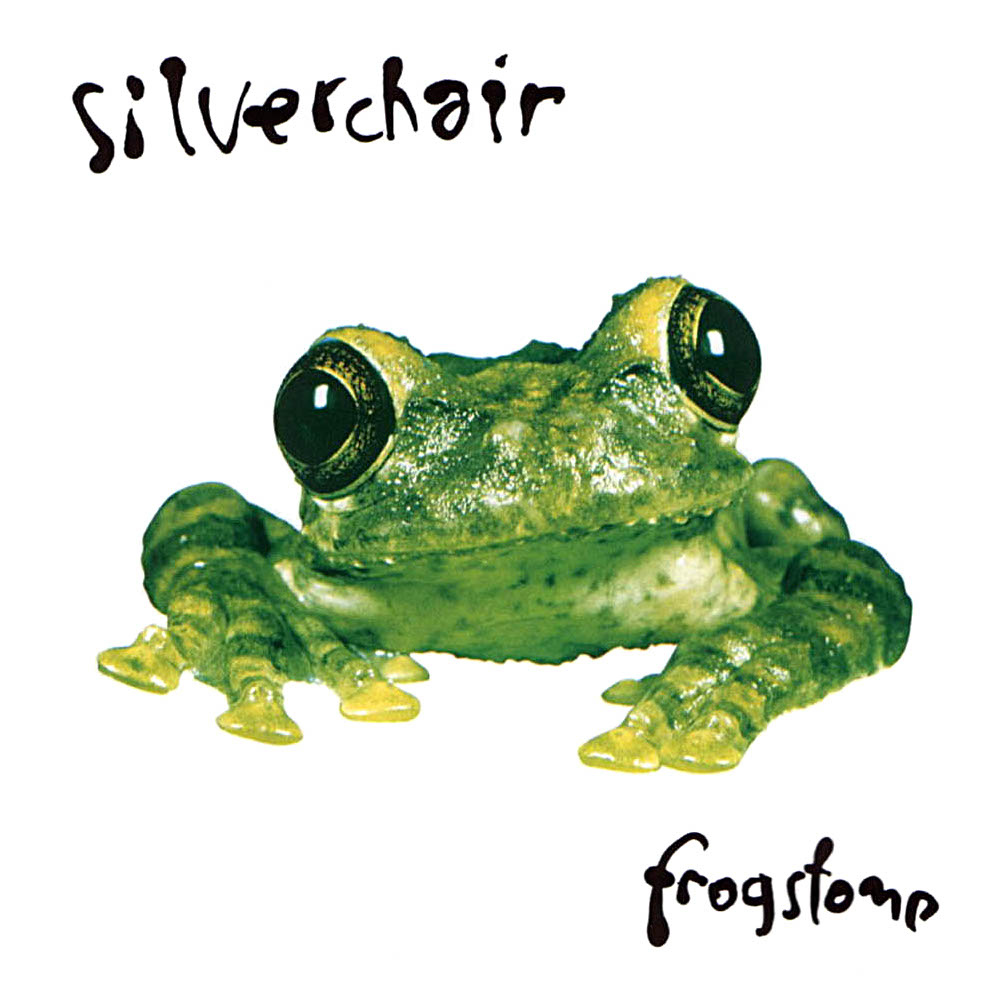silverchair frogstomp Top 10 Albums by Artists Under 18 Years Old