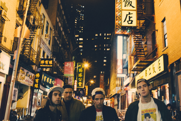 skaters2013 SKATERS announce debut album MANHATTAN, stream new single Deadbolt