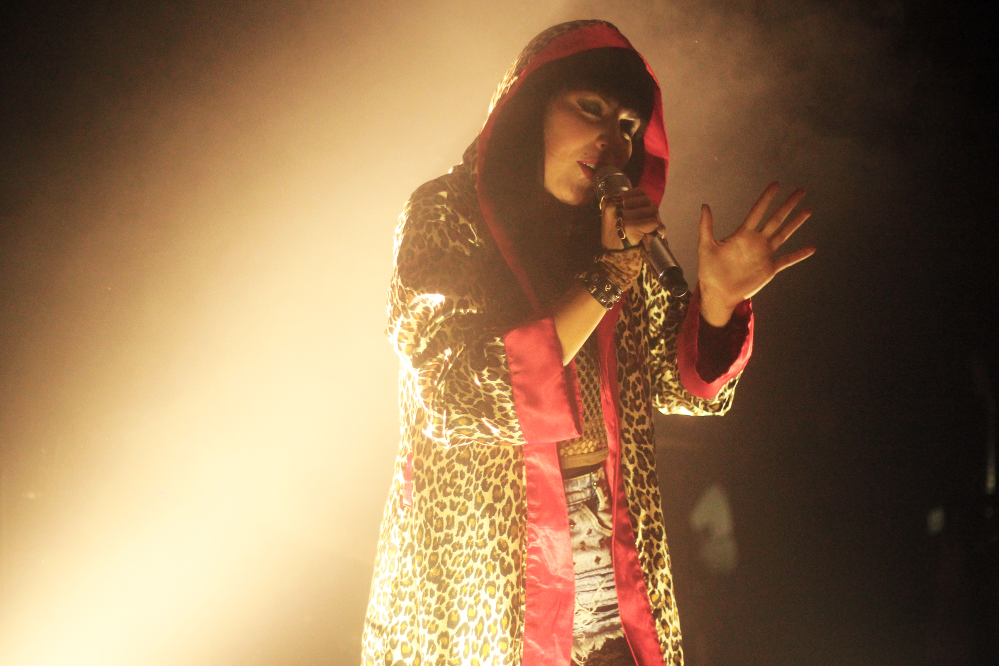 sleighbells3 Live Review: Sleigh Bells at NYCs (Le) Poisson Rouge (10/5)
