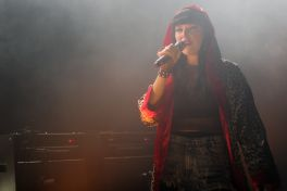 sleighbells9 Live Review: Sleigh Bells at NYCs (Le) Poisson Rouge (10/5)