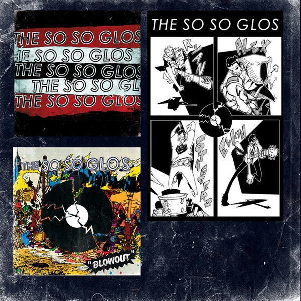 The So So Glos to reissue early, out of print records