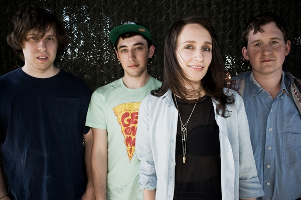 speedyortiz Speedy Ortiz announces Real Hair EP, stream new song Everythings Bigger