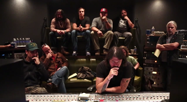 Dave Grohl And Zac Brown Band Announce The Grohl Sessions