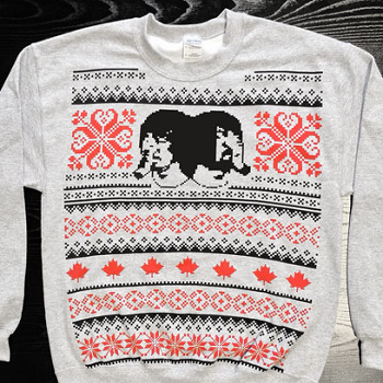 Weezer Christmas Sweater.Buy Death From Above 1979 S Christmas Sweater Be Merry
