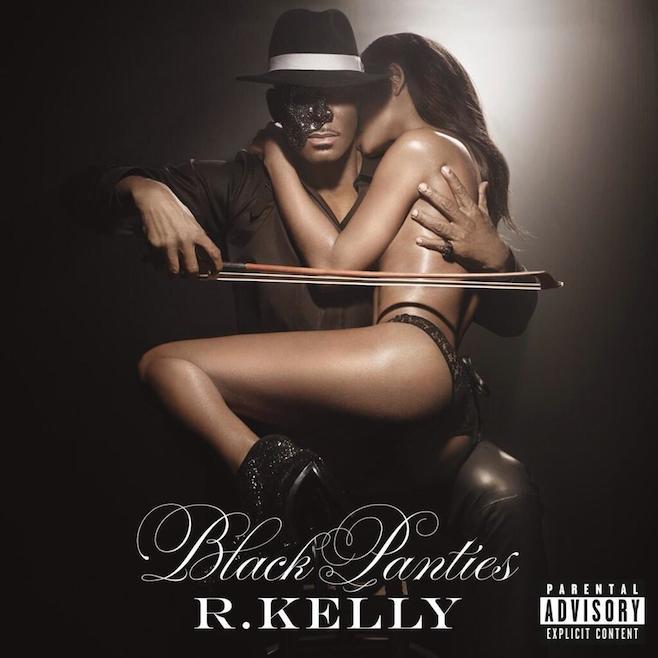 kelly black panties