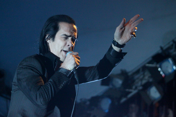 nickcave 3 stubbs sxsw2013 kaplan Win tickets to Nick Cave and The Bad Seeds 2014 tour