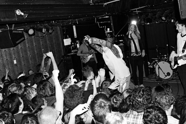 orwells 600 levy FIDLAR, The Orwells loudly celebrate Halloween at Chicagos Subterranean (10/31)