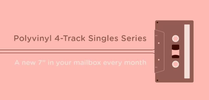 polyvinyl4track Polyvinyl launches 4 Track Singles Series