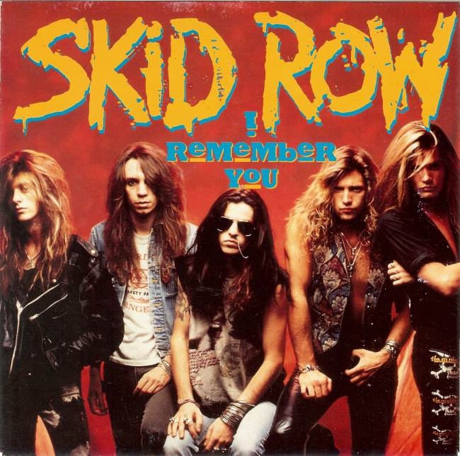 Skid-Row-I-Remember-You