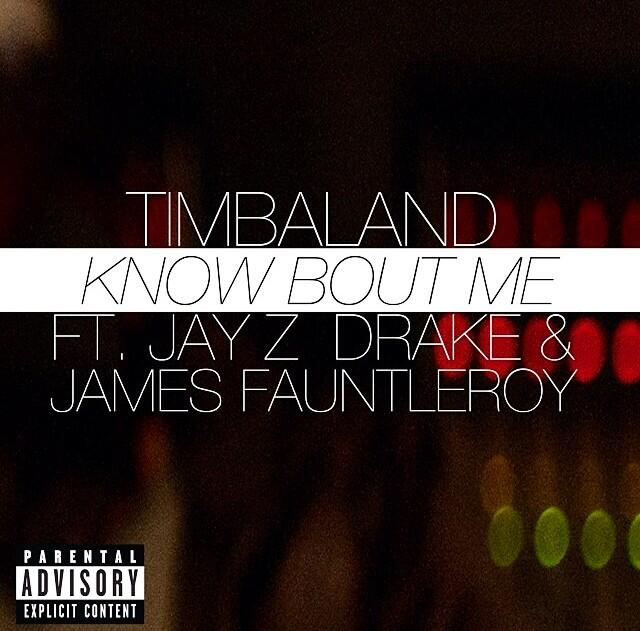 timbaland know bout me