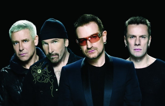 New U2 album coming in April 2014