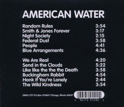 americanwater Dusting Em Off: Silver Jews   American Water
