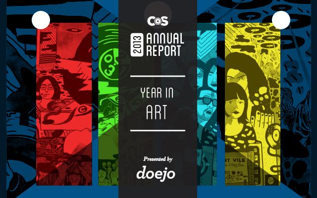 art Year in Art 2013