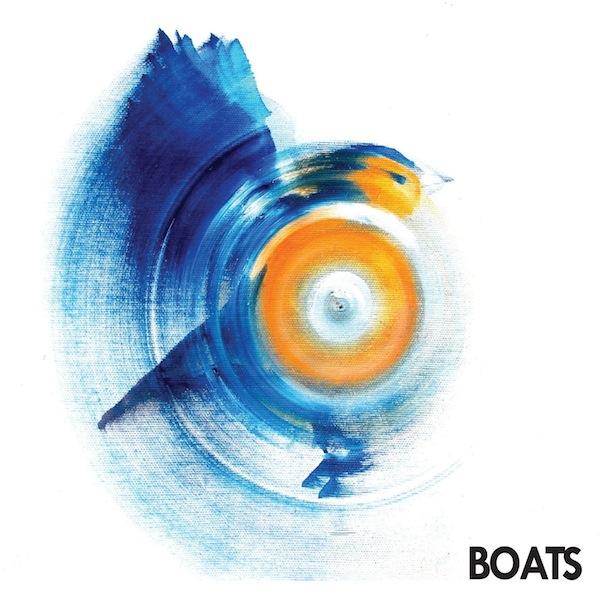 BOATS album cover