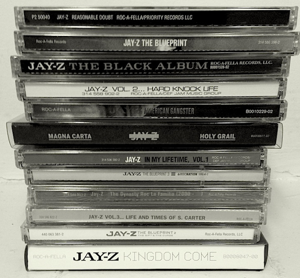 disc Jay Zs Best and Worst Albums, as ranked by Jay Z