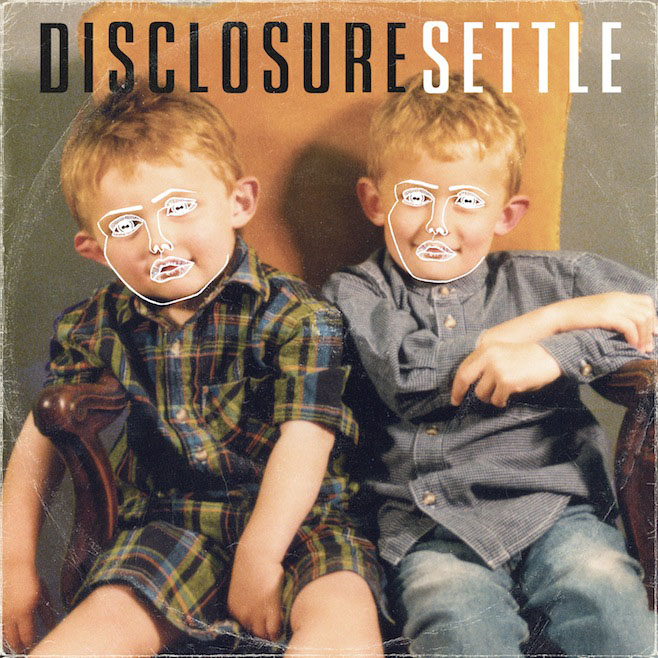 disclosure settle album Top 50 Albums of 2013