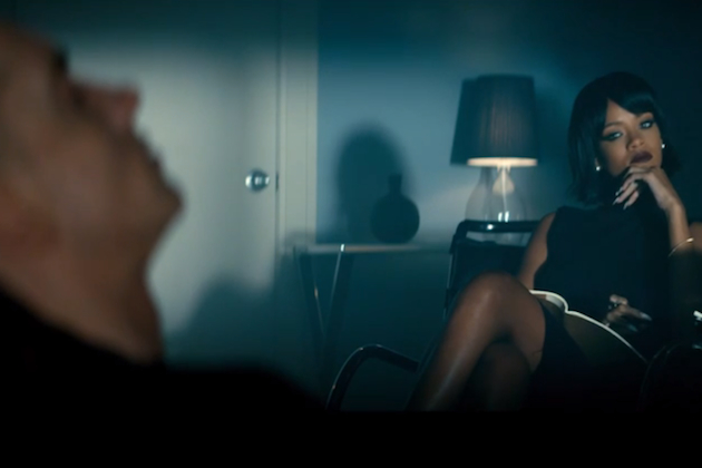 eminem monstervid1 Watch: Eminem and Rihanna play doctor in video for The Monster