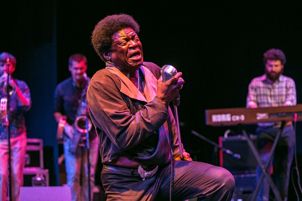 Charles Bradley and His Extraordinaires @ Bumbershoot 2013 in Se