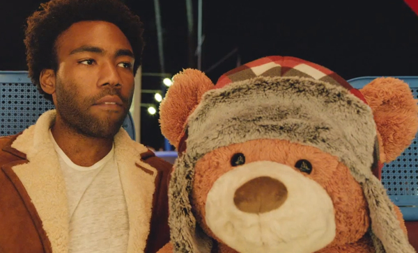 gambino600 Childish Gambino makes a sequel to Ted in the video for 3005