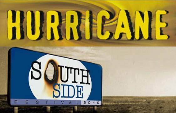 Hurricane & Southside Festivals 2014