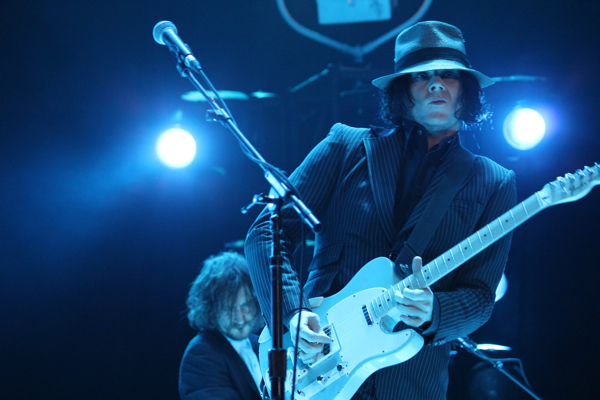 jack white 4 Watch Jack White perform We're Going to Be Friends at only concert appearance of 2013