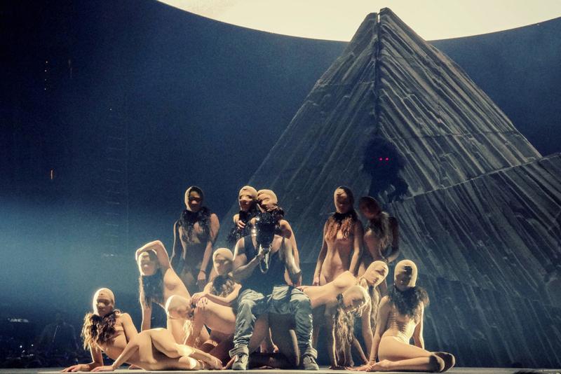 Kanye West, Yeezus Tour by Joshua Mellin_11447066016_l