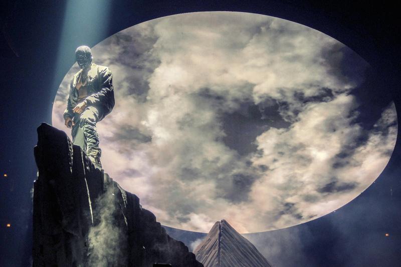 Kanye West, Yeezus Tour by Joshua Mellin_11447070496_l