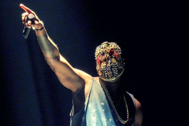 Kanye West, Yeezus Tour by Joshua Mellin_11447149363_l