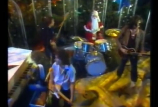 Father Christmas The Kinks.Video Rewind The Kinks Perform Father Christmas