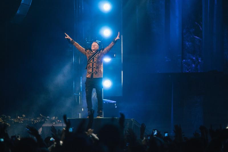 Macklemore & Ryan Lewis - Key Arena12/12/13
