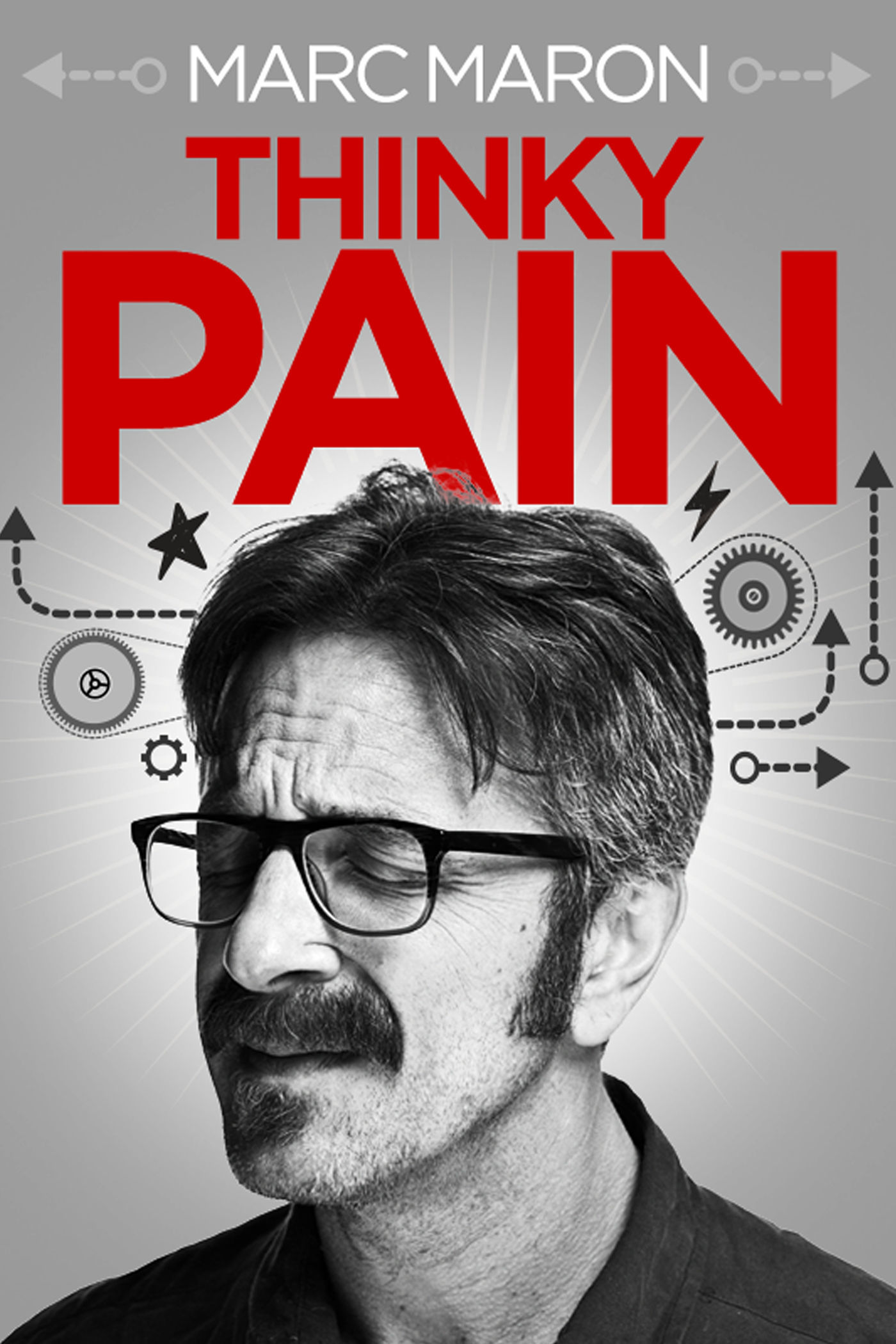 maron thinky pain Comedian of the Year: Marc Maron