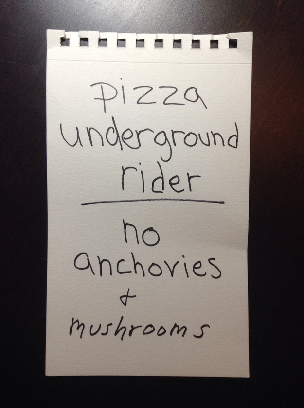 pizzaunderground pic4 Macaulay Culkin forms pizza themed Velvet Underground cover band called The Pizza Underground