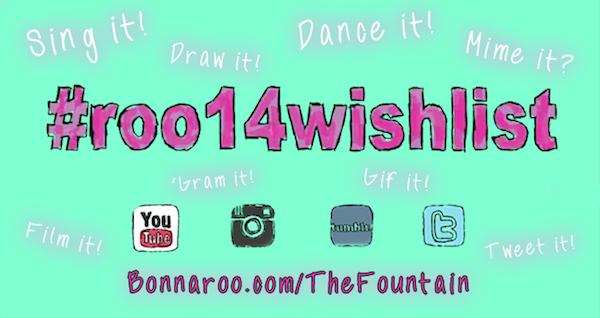 roo wish list