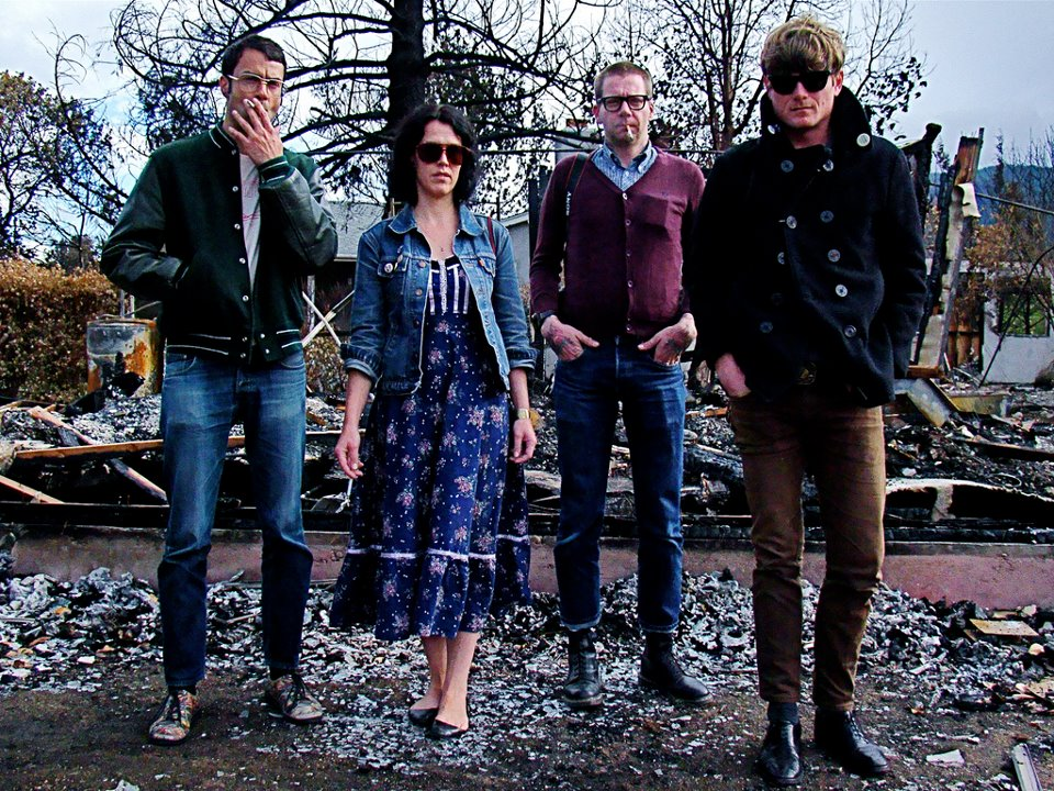 theeohseesbandpic01 Thee Oh Sees announce hiatus, but will release new album in early 2014