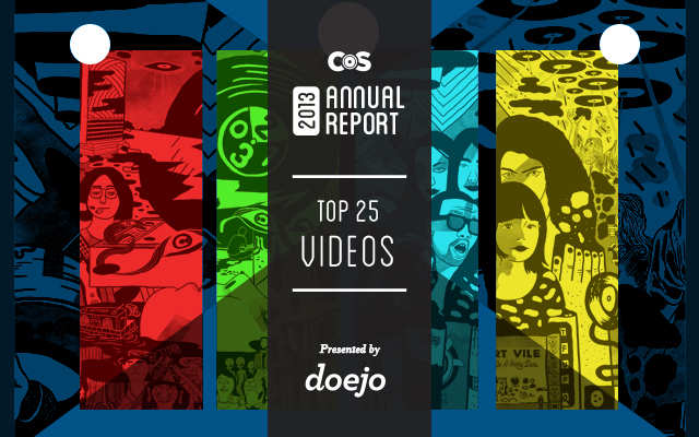 videos Top 25 Music Videos of 2013