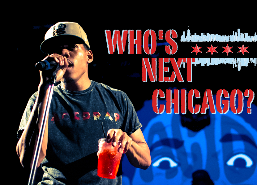whosnext Top 10 Chicago Rappers Ready To Make The Chance Leap