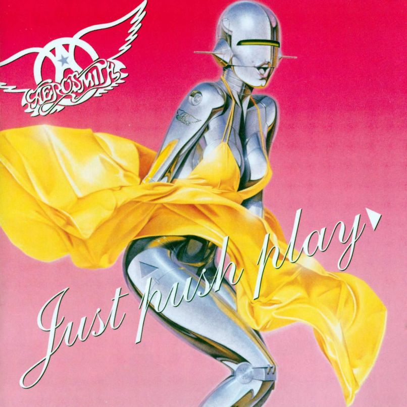 Aerosmith - just push play cover
