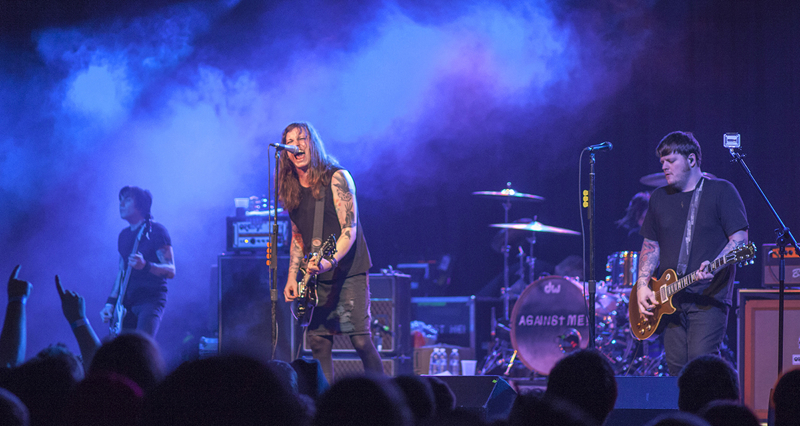 against me soltero 4 Against Me!: Goodbye Gainesville