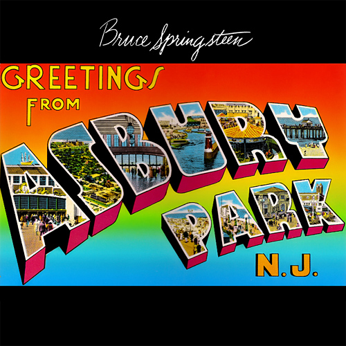 Wait, You've Never Heard: Bruce Springsteen's Greetings from Asbury Park,  N.J. | Consequence of Sound