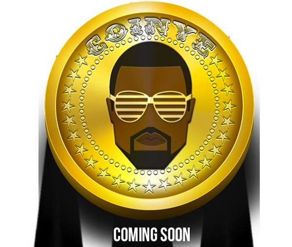 COINYE WEST - currency