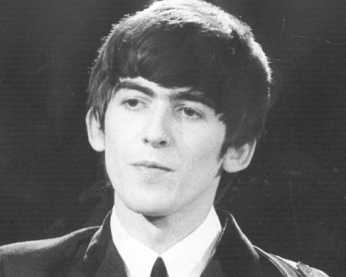 george harrison  Five Reasons Meet the Beatles! Changed Rock n Roll