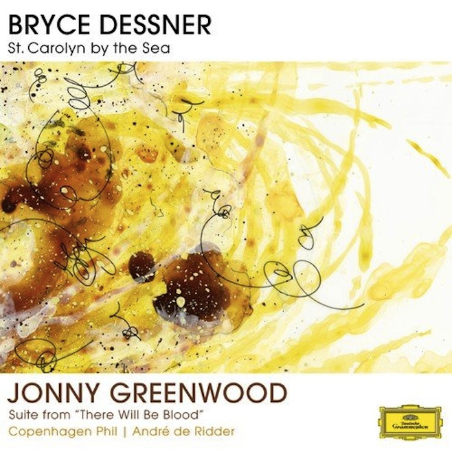 greenwood dessner1 Radioheads Jonny Greenwood and The Nationals Bryce Dessner to release split album